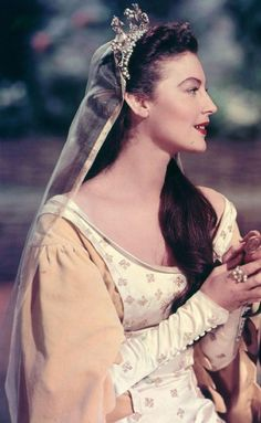 Guinevere - Ava Gardner in Knights of the Round Table (1953)
