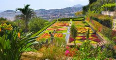 Funchal - Jd. Botânico.