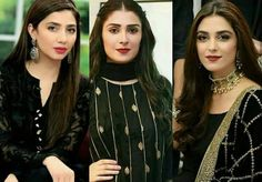 Who is looking more pretty in Black?