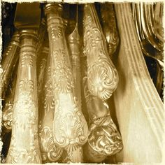 Some vintage cutlery...the King's pattern...