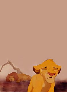 The lion king (1994) - one of the saddest disney moments ever