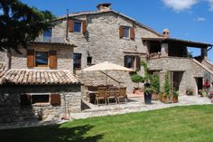 Casale Il Sogno in Pietralunga in Umbrië, Italië #umbria | www.casaleilsogno.nl