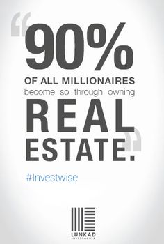 of all millionaires become so through owning real estate - Andrew Carnegie Jim Pellerin Real Estate Career, Real Estate Business, Real Estate News, Real Estate Investor, Selling Real Estate, Real Estate Marketing, Luxury Real Estate, Investment Property, Rental Property
