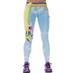 2016 Femmes Coloré 3D Imprimé Pantalons Leggings Stretch Fitness Crayon  Pantalon Mesh Yoga Pants 88391dc2b8d