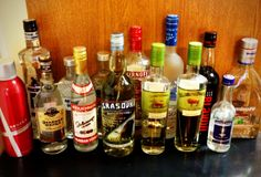My vodka collection :-)