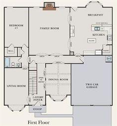 Crown Communities Floor Plans