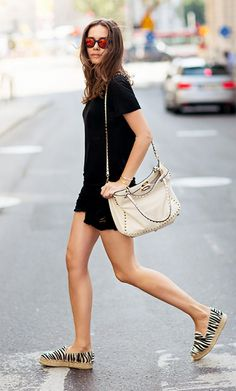 blogmixes: The Cutest Ways to Wear Espadrilles This Summer - ...