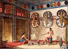 Interior, Palace of Knossos                                                                                                                                                                                 More