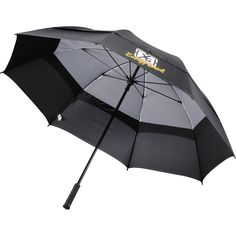 """60"""" Slazenger Fairway Vented Golf Umbrella - Black and Navy colors available"""