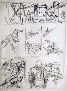 SSOC prelim Comic Art