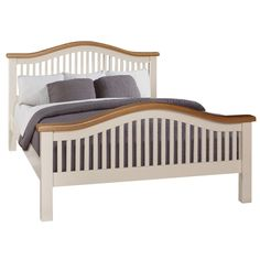 The Amstel Curved Electric Adjustable Bed is an elegant style bed with Curved Lines, a Champagne Colour Finish and a Solid Oak Trim.