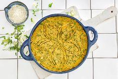 Bloemkoolrijst en vegagehakt onder een zoet pureedakje - Recept - Allerhande