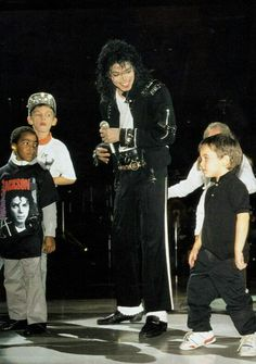 Heal the world we live in...save it for our children...