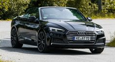 ABT Wants To Give Your New Audi A5 Cabrio More Grunt