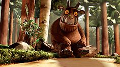 The Gruffalo -animated film based on the classic children's picture book