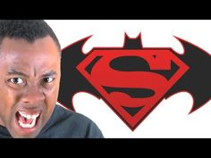 BATMAN VS. SUPERMAN MOVIE : Black Nerd RANTS