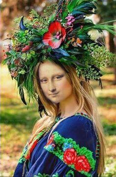 Mona Lisa Images, La Madone, Mona Lisa Parody, Mona Lisa Smile, Michael Art, Religious Images, Louvre, Italian Artist, Weird Art