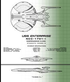 NCC-1701-I+by+samuelkowal906.deviantart.com+on+@deviantART
