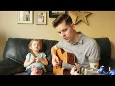 Dad and 4-yr-old daughter start singing a duet – seconds later, I'm covered in goosebumps | VIRALVO