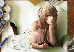 Draw/ anime~