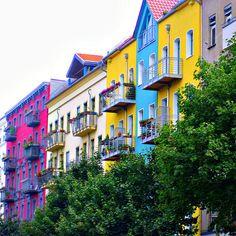Prenzlauer Berg, Berlin, Germany photographed by Mathias Liebing
