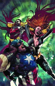 Avengers Vol 5 #15 (Infinity Prelude)