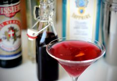 How to make homemade grenadine (for tastier holiday cocktails)!