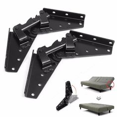 Cheap mechanism hinge, Buy Quality furniture hinges hardware directly from China bed furniture hardware Suppliers: Hot-rolled Steel Black Sofa Bed Bedding Furniture Adjustable Angle Mechanism Hinge Hardware Coffee Table Furniture, Sofa Furniture, Steel Furniture, Furniture Outlet, Cheap Furniture, Sierra Leone, Ghana, Angles, T3 Vw