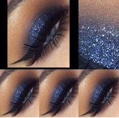 Eye Kandy's glitter Berry Blast www.eyekandycosmetics.com