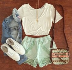 Image via We Heart It #casual #clothes #fashion #grunge #indie #outfits #style #summer