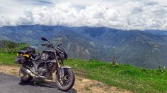 Discovering Bhutan on the Mojo :) http://www.iamabiker.com/newsdesk/2016/discovering-bhutan-mojo/