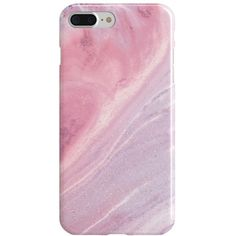 Women's Recover Flow Iphone 6/6S/7/8 Plus Case ($20) ❤ liked on Polyvore featuring accessories, tech accessories, iphone and pink