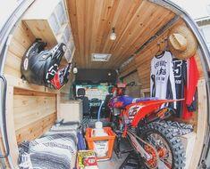 Another Moto Van Build - Moto-Related - Motocross Forums / Message Boards…
