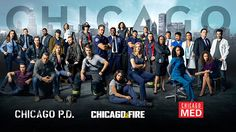 Three Teams One Chicago: Chicago Fire Chicago PD Chicago Med Promo (Video)   Three Teams One Chicago: Chicago Fire Chicago PD Chicago Med Promo (Video)  Chicago Fire Chicago PD Chicago Med Spoilers:In the city of heroes these are the men and women who protect us. Heroes as strong as the city they serve. Watch the thrilling dramas Chicago Med Chicago Fire and Chicago P.D. on NBC.   Chicago Med Chicago PD One Chicago Fire Spoilers Videos