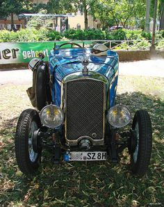 Salmson 1930s | Photo: | Photo: Barbara #Jorbasa #flickr | CC BY-ND 2.0 http://creativecommons.org/licenses/by-nd/2.0/deed.de