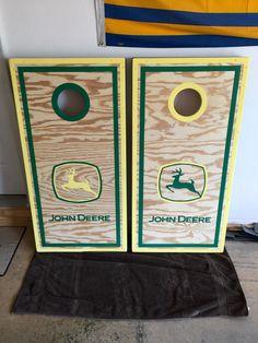 John Deere Boards