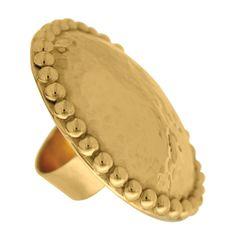 El anillo Grecia de Daniel Espinosa - Corazón de Joyas