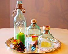 Como cortar garrafa de vidro artesanalmente - Pensamento Verde