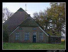Wapserveen, inmiddels gesloopte boerderij