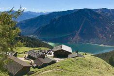 Die schönsten Hütten & Almen am ACHENSEE, Karwendel & Rofan