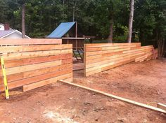 Cedar Fence East Cobb by Atlanta Curb Appeal!