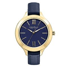 New Caravelle watches in store now!! www.hsamuel.co.uk