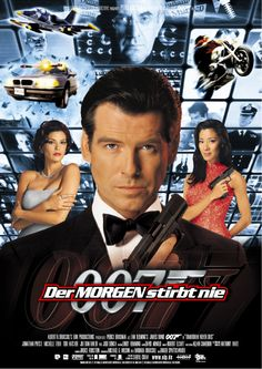 Die 25 Besten Bilder Von James Bond 007 Film Posters Movie