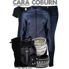 Inspired by Peyton List as Cara Coburn on The Tomorrow People - Shopping info!