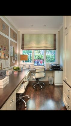 great home office/craft room