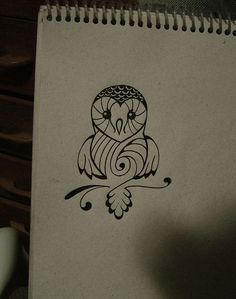 Image shared by Flavio. Find images and videos about tattoo, own and owl on We Heart It - the app to get lost in what you love. Owl Tattoo Design, Tattoo Designs, Body Art Tattoos, Cool Tattoos, Tatoos, Circle Tattoos, Fish Tattoos, Sleeve Tattoos, See Tattoo