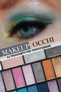 Makeup occhi: Tantissimi di noi hanno difficoltà a truccare gli occhi perché spesso richiedono troppo tempo, sono fonte di stress specialmente se si vuole usare eyeliner o fare qualcosa di più scuro come uno smokey eye ma con queste tecniche semplicissime riuscirete a rendere perfetto il vostro trucco, anche a quello degli occhi! Già che sei qui, scopri anche trucchetti di bellezza. #makeup #occhiverdi #occhiazzurri #truccoocchi #clio #womenitalia #ombretto #fashion Smokey Eye, Mascara, Eyeshadow, Makeup, Womens Fashion, Beauty, Make Up, Eye Shadow, Eyeshadows
