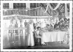 Communion in Meester Cornelis in the Dutch East Indies around 1934 | by Karin Riper († 24 April 2015)