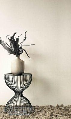 Smart 11 - Ein hell-beiges Karomuster lässt den Raum freundlich aussehen.