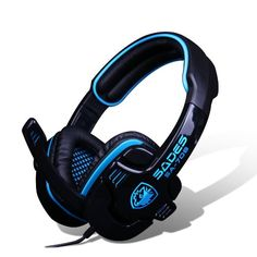 Stereo Pc Games Headsets Headphones